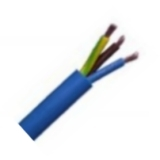 3 Core Mains Cable With Special Core Insulation 1.5mm 18 Amp