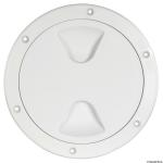 Boat Inspection Hatch 147mm White