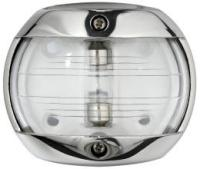Navigation Light Classic 12 White 135 Degree Stern Stainless Surround