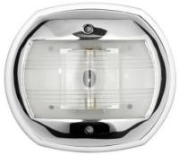 Navigation Light Maxi 20 Series White 135 Deg Stern Polished 316 Stainless