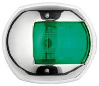 Navigation Light Maxi 20 Series Green Starboard 112 Deg Polished 316 Stainless
