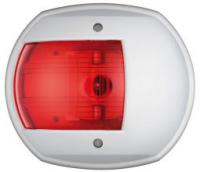 Navigation Light Maxi 20 Series Red Port 112 Degree White Surround