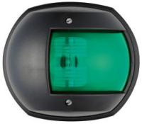 Navigation Light Maxi 20 Series Green Starboard 112 Degree Black Surround